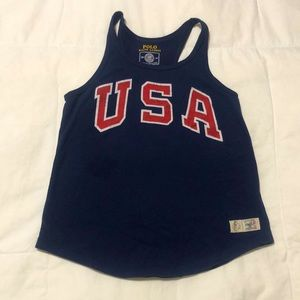 Ralph Lauren - Little Girl Tank
